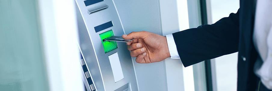 ATM Acquiring -visa card Egypt