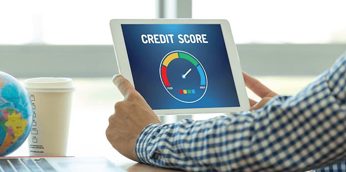 credit bureau integration service-credit card machine